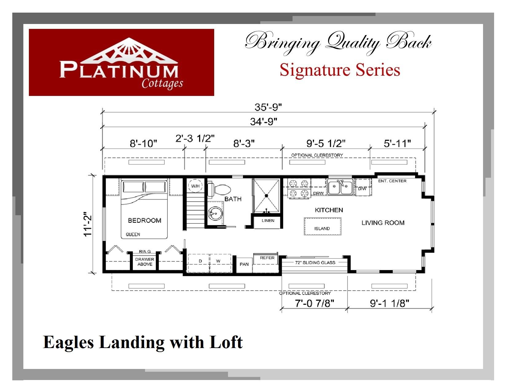 The Lincoln Floorplan